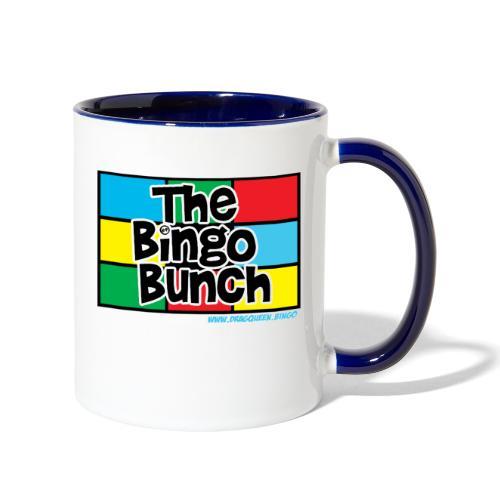BINGO BUNCH MONDRIAN 2 - Contrast Coffee Mug