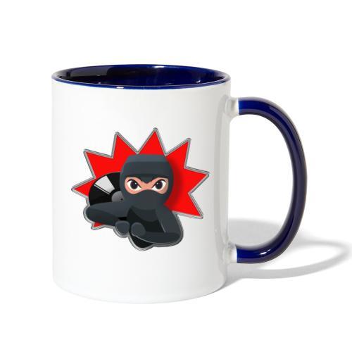 MERACHKA ICON LOGO - Contrast Coffee Mug