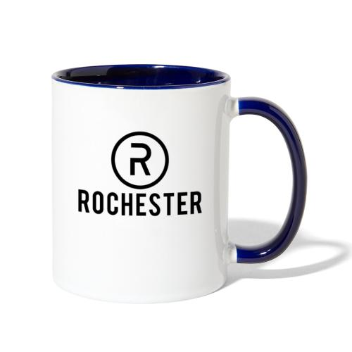 Rochester v1 White Series - Contrast Coffee Mug