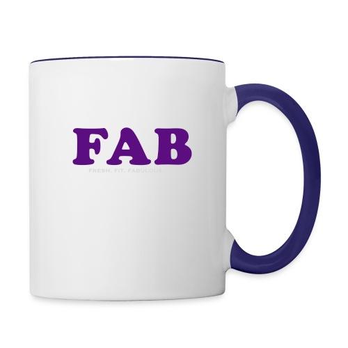 FAB Tank - Contrast Coffee Mug
