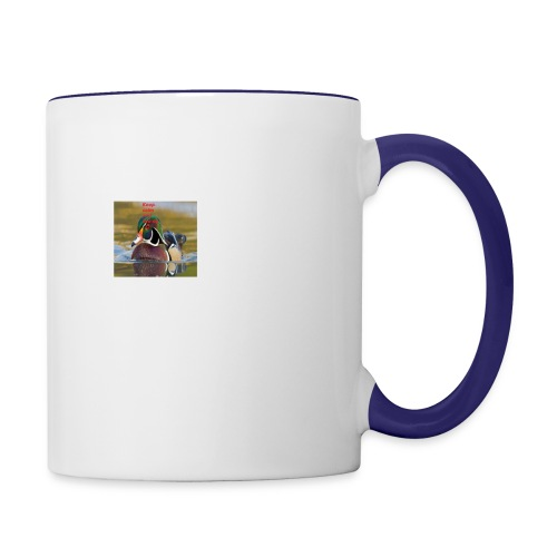 duck_life - Contrast Coffee Mug