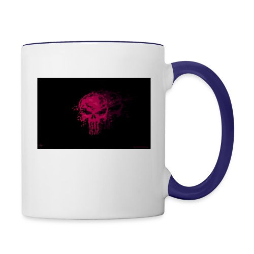 hkar.punisher - Contrast Coffee Mug