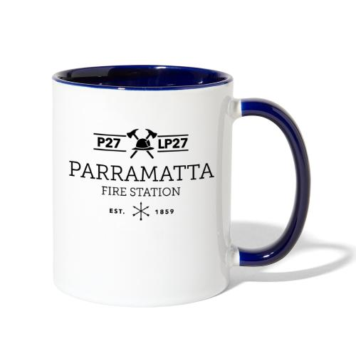 Parramatta Fire Station B - Contrast Coffee Mug