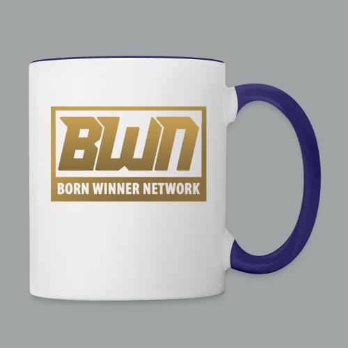 BWN (Gold) - Contrast Coffee Mug