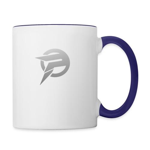 2dlogopath - Contrast Coffee Mug