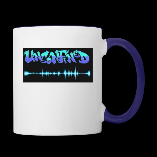 unconfined design1 - Contrast Coffee Mug
