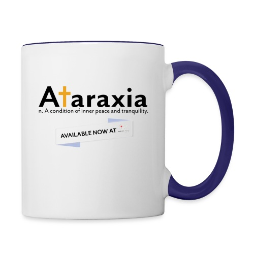 ateraxia - Contrast Coffee Mug