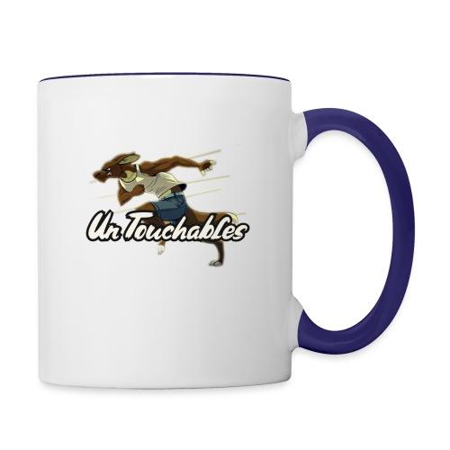 Un-Touchables - Contrast Coffee Mug