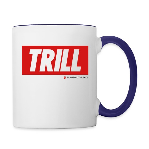 trill red iphone - Contrast Coffee Mug