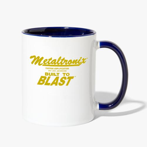 Metaltr Teeshirts Gol - Contrast Coffee Mug