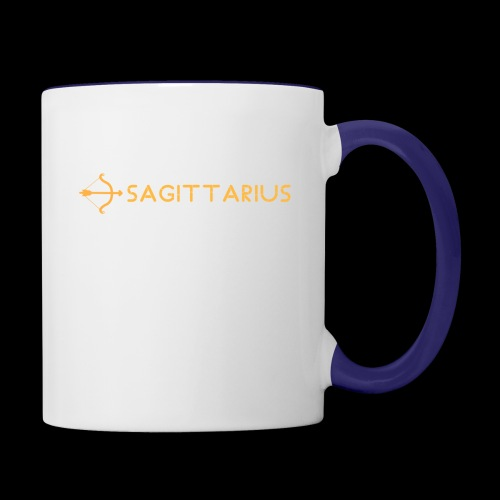 Sagittarius - Contrast Coffee Mug