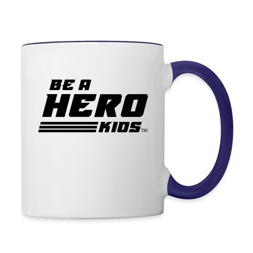 BHK secondary black TM - Contrast Coffee Mug