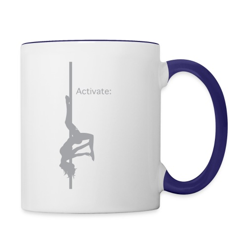 Activate: Beast Style - Contrast Coffee Mug