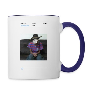 Clothes For Akif Abdoulakime - Contrast Coffee Mug