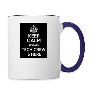 Tech Crew - Contrast Coffee Mug