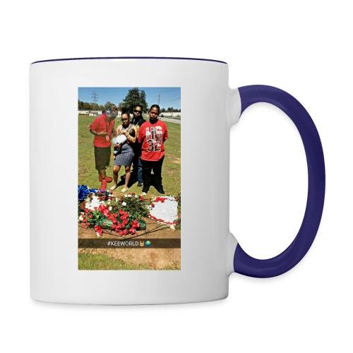 Foreignria - Contrast Coffee Mug
