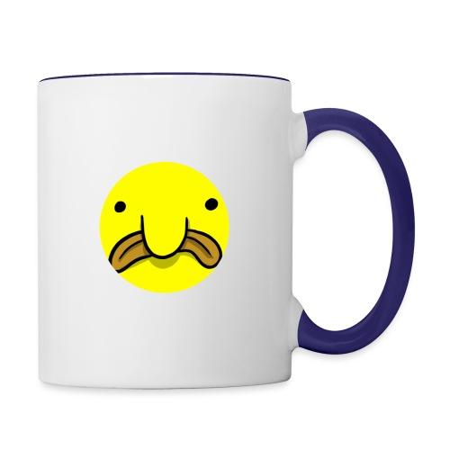 Moi Boiz Logo - Contrast Coffee Mug