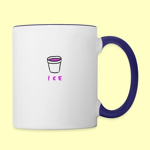 ICE - Contrast Coffee Mug
