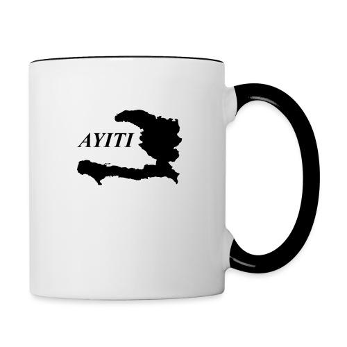 Hispaniola - Contrast Coffee Mug