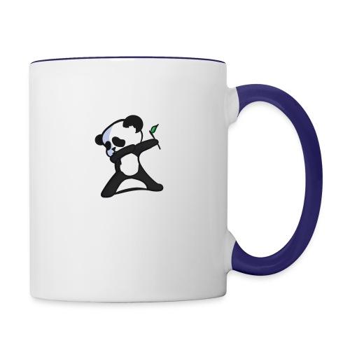 Panda DaB - Contrast Coffee Mug