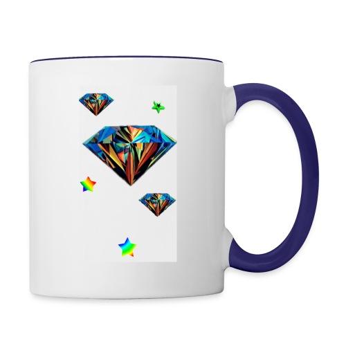 Epic Phone case - Contrast Coffee Mug