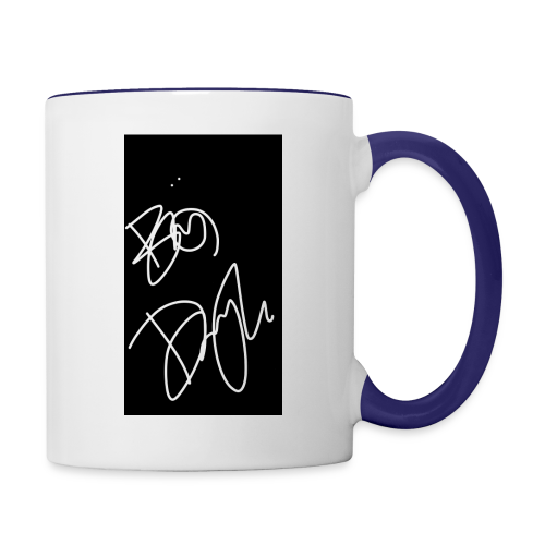bridie Doyle - Contrast Coffee Mug