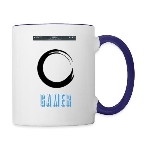 Caedens merch store - Contrast Coffee Mug