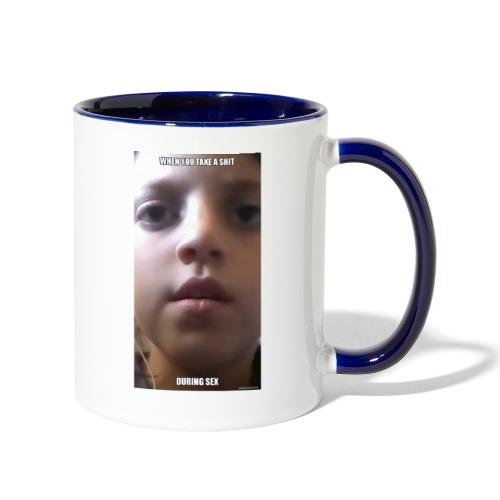 Buy der meech - Contrast Coffee Mug