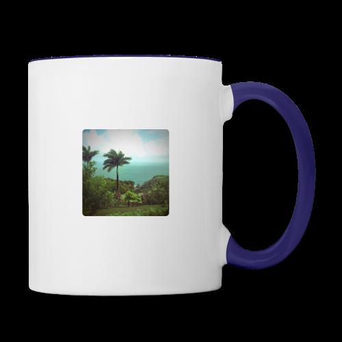 CAMMIL beach - Contrast Coffee Mug