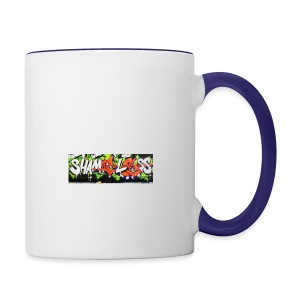 Shameless - Contrast Coffee Mug