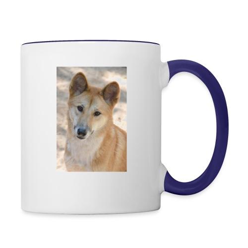 My youtube page - Contrast Coffee Mug