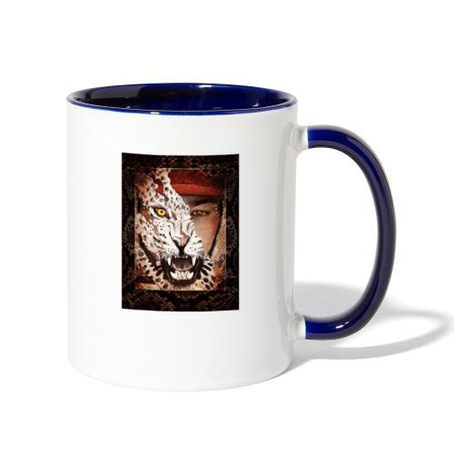Leopard - Contrast Coffee Mug