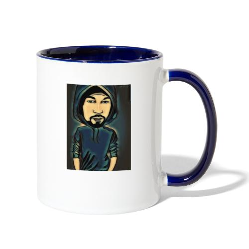 Full body Winters - Contrast Coffee Mug