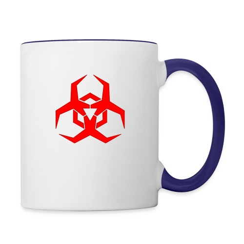 HazardMartyMerch - Contrast Coffee Mug