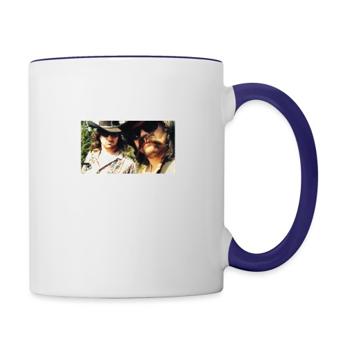 Jaw Thrust Cover Art - Contrast Coffee Mug