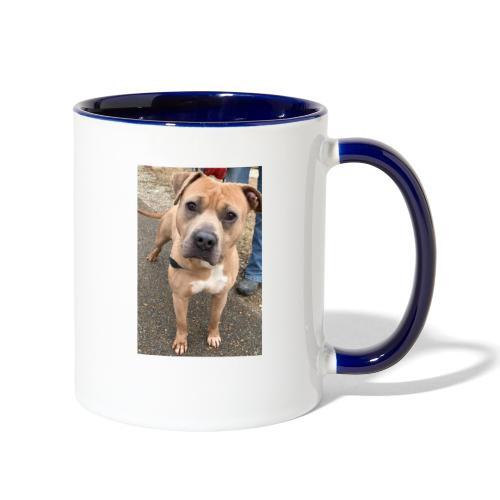 Brute Pup - Contrast Coffee Mug