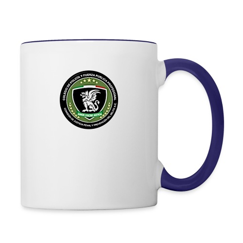 Its for a fundraiser - Contrast Coffee Mug