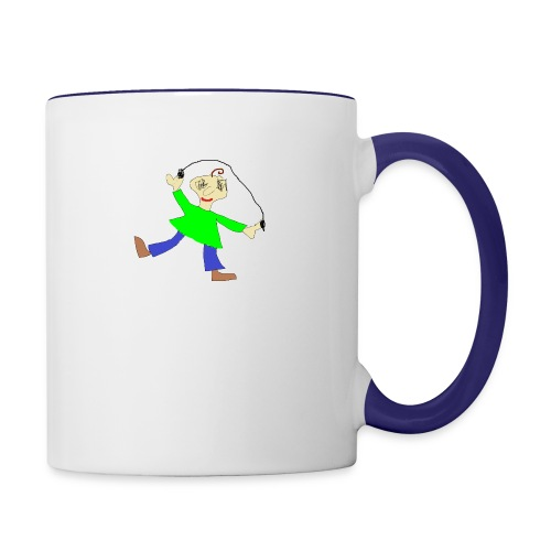 Baldi Basic BaldiTime - Contrast Coffee Mug