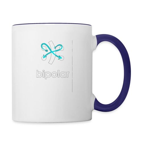 bipolar - Contrast Coffee Mug