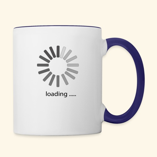poster 1 loading - Contrast Coffee Mug