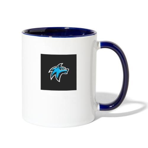 calf has hooded team ORO - Contrast Coffee Mug