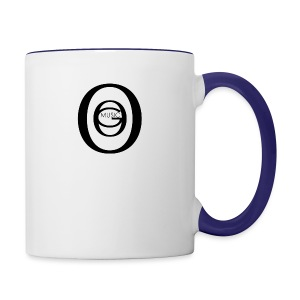 OG_REAL_LOGO_ - Contrast Coffee Mug
