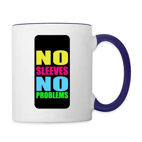 neonnosleevesiphone5 - Contrast Coffee Mug