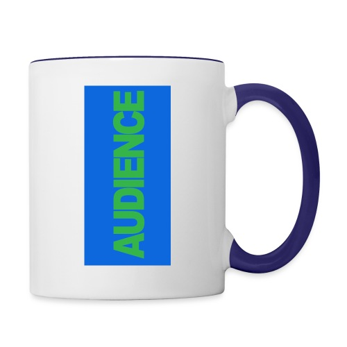 audiencegreen5 - Contrast Coffee Mug