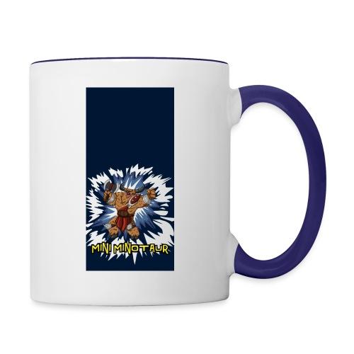 minotaur5 - Contrast Coffee Mug
