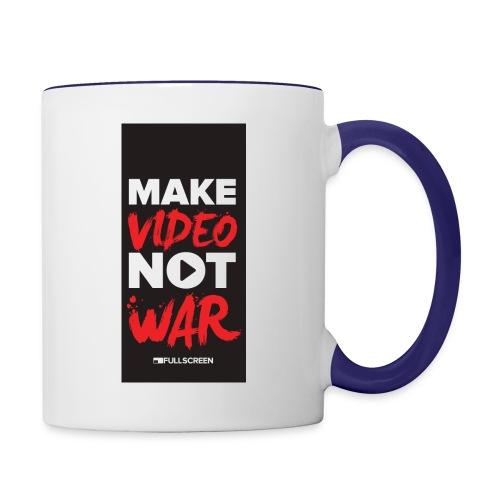 wariphone5 - Contrast Coffee Mug