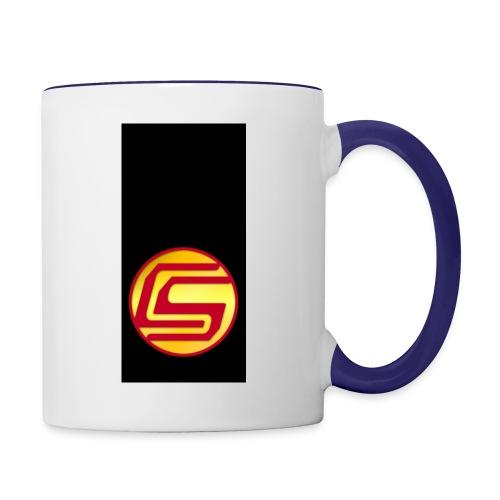 siphone5 - Contrast Coffee Mug