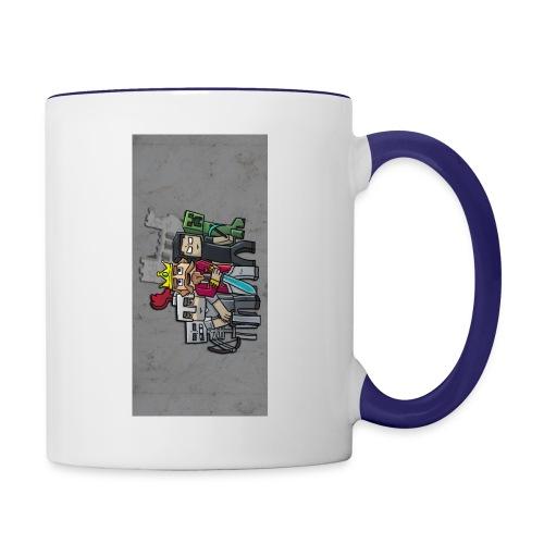 sparkleziphone5 - Contrast Coffee Mug