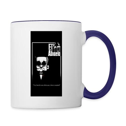 case5iphone5 - Contrast Coffee Mug