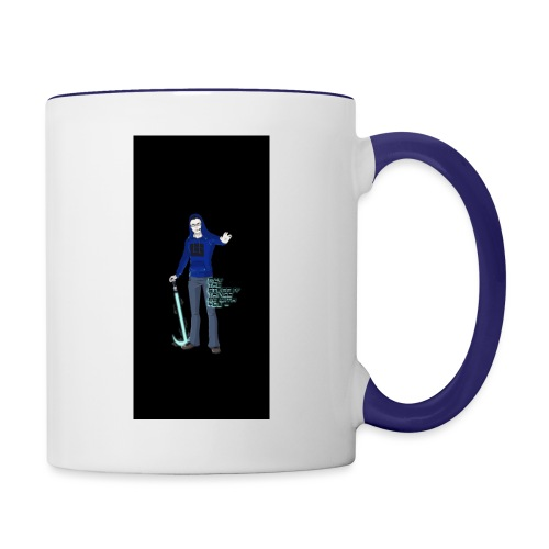 stuff i5 - Contrast Coffee Mug